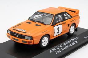 Audi Messemodell Techno Classica 1:43