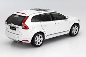 model car Volvo XC60 scale 1:18