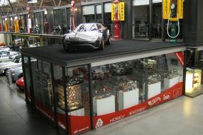 ck-modelcars in der Classic Remise Berlin