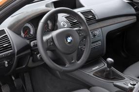 Interieur BMW 1er M Coupé