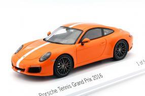Porsche 911 / 991 Carrera S Tennis Grand Prix 2016 1:43