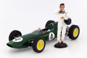 Fahrerfigur Jim Clark 1:18