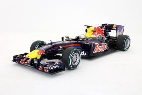 Red Bull RB6 Sebastian Vettel 2010 1:18