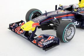 Minichamps Red Bull RB6 Sebastian Vettel 2010 1:18