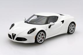 Alfa Romeo 4C 1:18