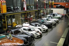 Oldtimer Classic Remise Berlin