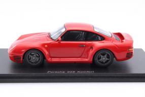 Modellauto Porsche 959 Maßstab 1:43