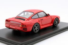 model car Porsche 959 scale 1:43