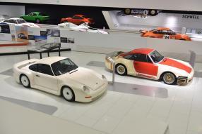 959 im Porsche Museum: 30 Jahre 959
