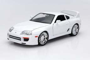 Brians Toyota Supra Fast & Furious 7 1:18