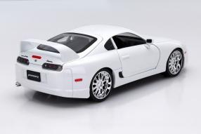 Modellauto Brians Toyota Supra Fast & Furious 7 Maßstab 1:18