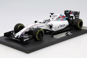 Williams FW37 F1 2015 1:18