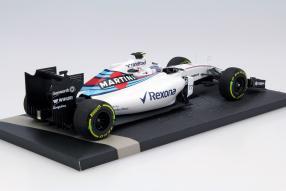 Model car Williams Valtteri Bottas scale 1:18