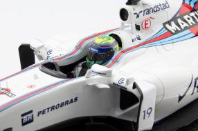 Williams FW37 F1 2015 1:18 Felipe Massa