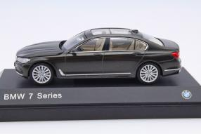 Modellauto BMW 750 Li 7er-Reihe 1:43