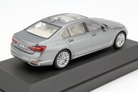 Model car BMW 750 Li 7er scale 1:43
