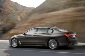 BMW 750 Li 7er-Reihe V12