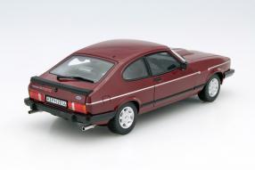 Modellauto Ford Capri III Maßstab 1:18