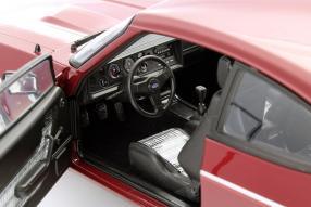model car Ford Capri III scale 1:18