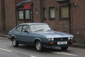 Charlie from United Kingdom - 1983 Ford Capri 1.6 LS