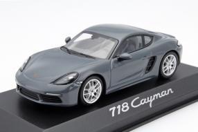 Porsche 718 Cayman 1:43