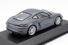 Modellauto Porsche 718 Cayman 1:43