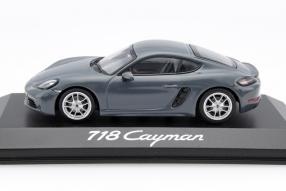 model car Porsche 718 Cayman 1:43