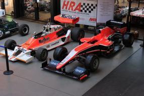 Marussia Formel 1 von Chilton und Bianchi 2013