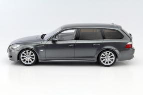 model car BMW M5 5er E61 scale 1:18