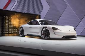 Porsche Mission E IAA 2015
