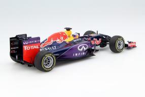 Modellauto Red Bull RB11 F1 2015 Maßstab 1:18