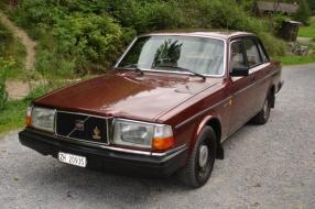 Volvo 240 / Foto: Von Vaa