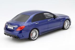 Modellauto Mercedes-AMG C 63 S Maßstab 1:18