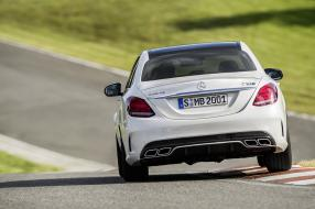 Mercedes-AMG C 63 S 2016