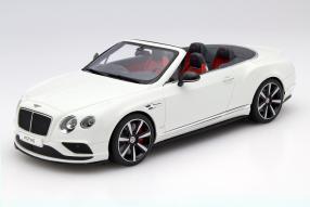 Bentley Continental GT V8 S Cabriolet 1:18