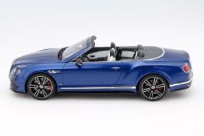 Modellauto Bentley Continental GT V8 S Cabriolet Maßstab 1:18