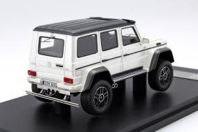 Modellauto G 500 4x4²  Maßstab 1:43