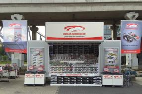 ck-modelcars Anhänger Nürburgring 2016