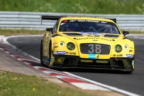 Bentley Continental GT3 Bentley Team Abt
