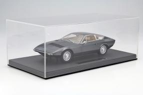 model car Maserati Khamsin scale 1:18