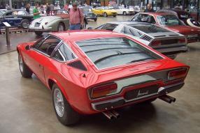 Maserati Khamsin in Classic Remise