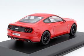 Modellauto Ford Mustang VI 2016 Maßstab 1:43