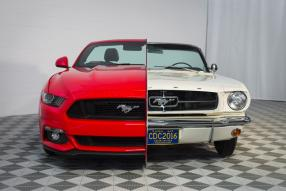 Ford Mustang VI 2016