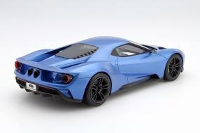 Modellauto Ford GT 2015 Maßstab 1:18