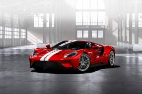 Ford GT wird 250 Mal im Jahr gebaut