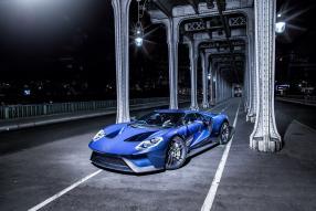 Neuer Ford GT Modellauto 1:18