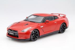 Nissan GT-R R35 1:18