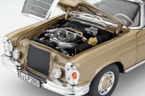 model car Mercedes-Benz 280 SE scale 1:18