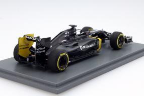 Modellauto Renault Formel 1 2016 Maßstab 1:43