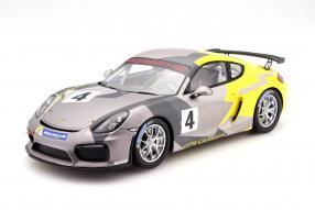 Porsche Cayman GT4 Clubsport 1:18